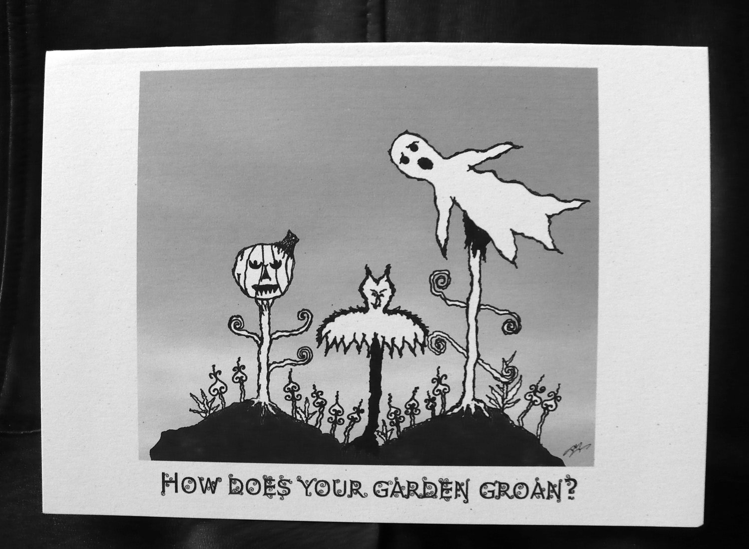 How Does Your Garden Groan