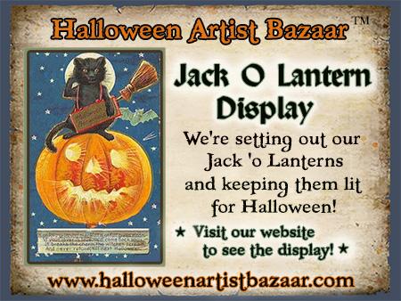 http://www.halloweenartistbazaar.com/jack-o-lantern-display/