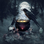 Copyright Raven Young Blood Art