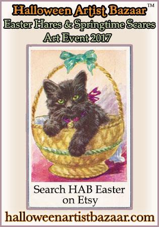 Easter Hares & Springtime Scares 2017.