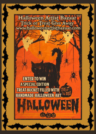 Trick or Treat Give Away 2017.
