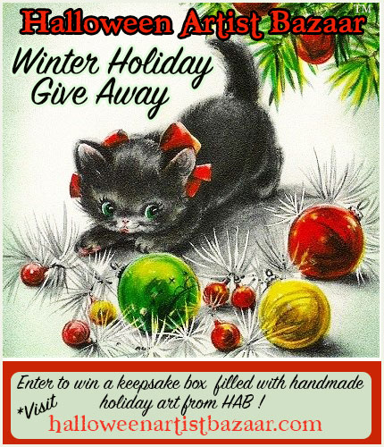 Winter Holiday Give Away 2017.