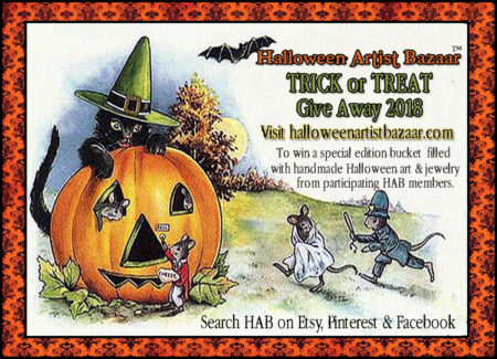 2018 Trick or Treat Give Away