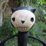 Skully the undead cat
