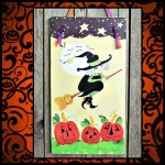 Halloween Witch and Pumpkin Holiday Hijinks