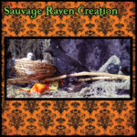 Sauvage Raven Creation